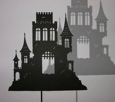Castle / Shadow Theater Decor