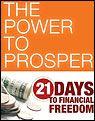 The Power to Prosper - washingtonpost.com