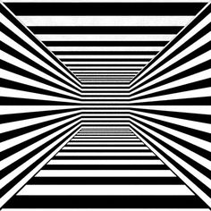 Pin by Mary Sedivy on Op Art: Optical Illusions Optical Illusions Pictures, Illusion Pictures, Illusion Kunst, Illusion Gif, Optical Illusion Art, Cool Animated Gifs, Cool Animations, Mc Escher, Geometric Art