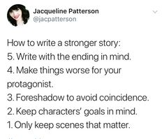 How to write a stronger story Tips to write a stronger story.You can find Writing inspiration and more on our website.How to write a stronger story Tips to write a stronger story. Creative Writing Prompts, Book Writing Tips, Writing Words, Writing Help, Writing Skills, Writing Ideas, Creative Writing Inspiration, Writing Lessons, Writer Tips