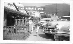 Cherokee Indian reservation
