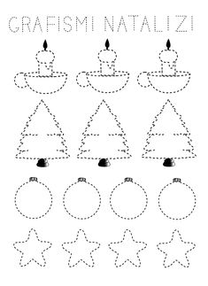Christmas Worksheets, Christmas Activities For Kids, Winter Activities, Christmas Printables, Christmas Projects, Kids Christmas, Xmas, Christmas Ornaments, Pinterest Christmas Crafts