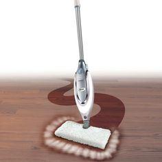 Noul Shark Steam Mop!