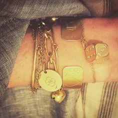 What's new on my wrist today?  #aureliebidermann #aureliebidermannfine