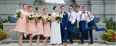 A temple wedding in Australia - congratulations Sarah & Oliver!