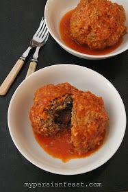 My Persian Feast: Kofteh - کوفته - Meatballs