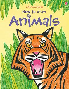 How to draw Animals #new #animals #drawing #activities #children #usborne