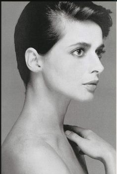 Isabella Rossellini for Lancôme