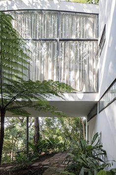 glass house - Bo Bardi