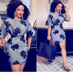 Most stylish collection of ankara short gown styles of 2019 trending today, try these short ankara gown styles Short African Dresses, Ankara Short Gown Styles, Short Gowns, African Print Dresses, African Fashion Ankara, Latest African Fashion Dresses, African Print Fashion, Style Africain, African Traditional Dresses