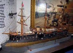 Image result for ironclad ship models
