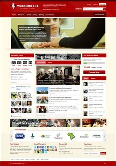 35 useful church website templates for religious websites - Free Church Website Templates