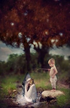 This Photographer Makes Children's Dreams Come Alive With Her Camera