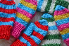 Fingerless Gloves, Arm Warmers, Knitting, Sewing, Winter, Crafts, Crocheting, Tricot, Projects