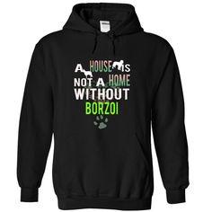 BORZOI T Shirt, Hoodie, Sweatshirt