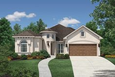Molina at Alon Estates: luxury new homes in San Antonio, TX