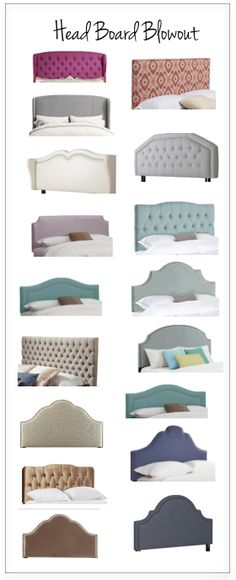 Really good prices on head boards