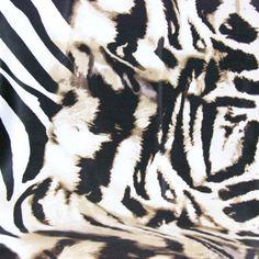 Zebra Mix with brown