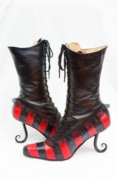 c0b5c2e15f9ca Chaussures de fée pour humain - Le monde selon RAY ZAB Chaussures De Ville,  Chaussures