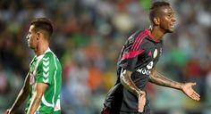 Blog Esportivo do Suíço: Talisca marca três vezes em goleada do Benfica