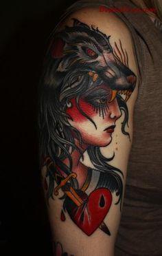 gypsy tattoo sleeve - Google Search