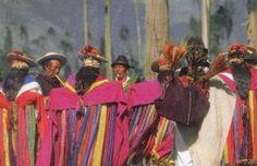 Folklore ecuador