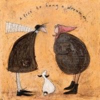 Sam Toft A Kiss to Hang a Dream on