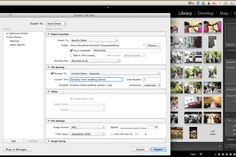 how to rename your images in lightroom for SEO