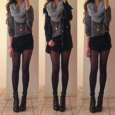 Outfits for the Fall — perksofbeingafashionaddict:  ...