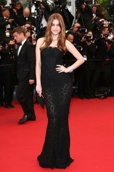 CANNES, FRANCE - MAY 22: Barbara Palvin attends the All Is Lost Premiere during the 66th Annual Cannes Film Festival at Palais des Festivals on May 22, 2013 in Cannes, France. (Photo by Andreas Rentz/Getty Images)
