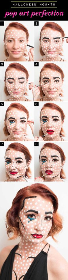 4 Halloween Makeup Looks That Don't Require a Costume