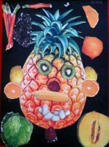 Fruit Face_Arcimboldo