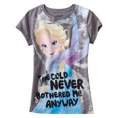 Elsa e OLAF COLLAGE T Shirt da Primark Adulti Donna DISNEY congelati Anna