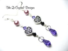 He Qi Crystal Designs: August 2010