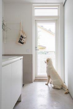 LEMMIKIT SISUSTUKSESSA Hygge, White Cottage, Laundry Room, Home Appliances, Simple, Color, Organizing, Design, Home Decor