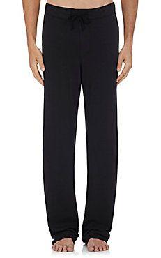 Drawstring-Waist Pajama Pants