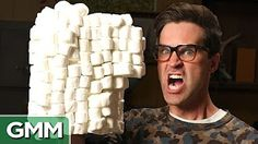 Good Mythical Morning - YouTube Blue Microphones, Good Mythical Morning, Marshmallow, Youtube, Beast, Boards, Hacks, Fit, Planks