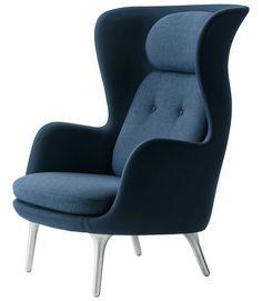 Ro™ easy chair, fabric
