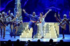 Five of the best New York Broadway Shows #Aladdin #Broadway #Musical #NewYorkCity #NYC #NewYork #TravelTips #Travel #TravelBlog #Blog
