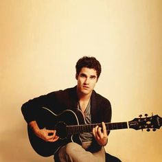 Darren Criss, he's perfect.