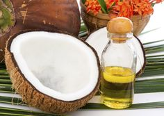 We're thinking this Coconut Oil Mask recipe is a good one to keep on file for post-beach har...
