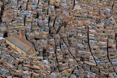 The Amazingly Colorful M'Zab Walled Valley of Algeria Arthus Bertrand, Wonderful Places, City Photo, Past, Images, Photos, Urban, History, Wallpaper