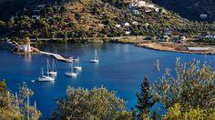 (Greece) Jeter l'ancre à Poros