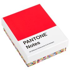 PANTONE Notes: Iconic Notecards