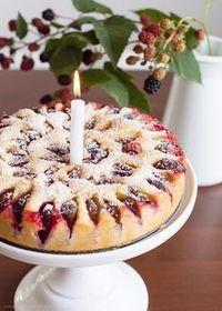 Wenn man einen Kuchen innerhalb von 14 Tagen 3mal backt und wenn sich der Schwiegervater den Kuchen zum Geburtstag wünscht, dann mu...