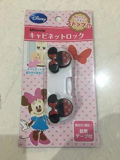 Baby Safety Lock Minnie Mouse | Kunci Pengaman Lemari dan Minnie Mouse  Baby safety lock adalah pengunci (pengaman) pintu lemari Agar aman dari balita kita yang mulai suka buka-buka pintu  Murah meriah (Harga sesuai kualitas)  Produk asli Jepang yang berkualitas dan tahan lama.  Diharuskan cek stok sebelum order.  Telegram, Line: silvblue WhatsApp: 0818 0832 9022