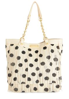 Betsey Johnson Fashion Showstopper Bag | Mod Retro Vintage Bags | ModCloth.com