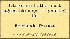 Quotable - Fernando Pessoa - Writers Write Creative Blog