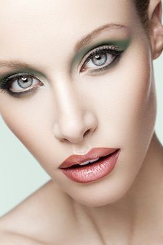 52 best green eyeshadow looks images in 2016  beauty