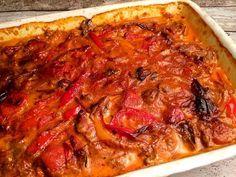 mørbrad-fad (1) 31 Lchf, Keto, Vegetable Pizza, Meal Prep, Favorite Recipes, Meals, Vegetables, Blog, Turtles